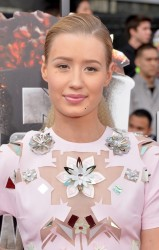 Iggy Azalea - 2014 MTV Movie Awards in LA 4/13/14