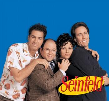 Seinfeld - Stagione 9 (1997\1998) [Completa] SatRip mp3 ITA