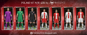 Download PES 2014 Poland NT 14/15 GDB by MIKI13SZYCE