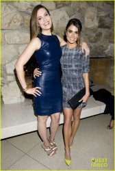 Mandy Moore - Jimmy Choo Launch Of CHOO.08 in Beverly Hills 4/15/14