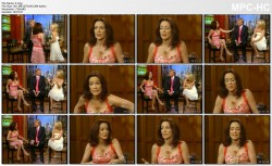 PATRICIA HEATON 2006 - Regis & Kelly - 5.31.06