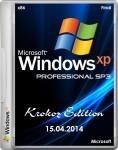 Windows XP Pro SP3 Final Krokoz Edition 15.04.2014 (�86/RUS)