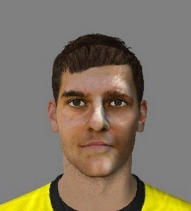 FIFA 14 Hofmann Jonas-Borussia Dortmund by Kravitz-gta