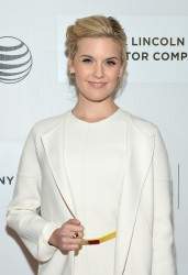 Maggie Grace - 'About Alex' Premiere in NYC 4/17/14