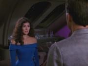 Marina Sirtis - Star Trek TNG 3x08 1080p