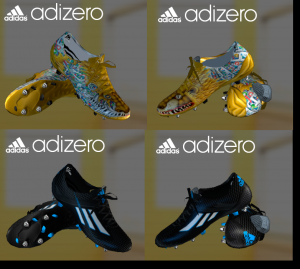 Download PES 2013 Adizero Pack by SGangster