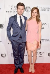 "Emma Watson - ""Boulevard"" premiere at the Tribeca Film Fest in NY 4/20/14"