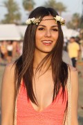 Victoria Justice - Out at Coachella 4/20/14