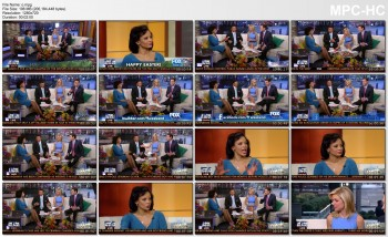 LAUREN GREEN on the morning couch! - FnF Sunday - 4.20.14