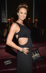 Stacey Keibler - 5th Annual ELLE Women In Music Celebration in Hollywood 4/22/14