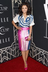 Kat Graham - 5th Annual ELLE Women In Music Celebration in Hollywood 4/22/14