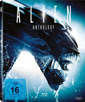 Alien Anthology (2010) [6 Blu-Ray] Full Blu-Ray 260Gb AVC ITA DTS 5.1 ENG DTS-HD MA 5.1