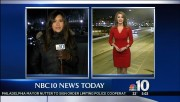 Jillian Mele -newsperson-NBC10 News Philadelphia PA Apr 16 2014