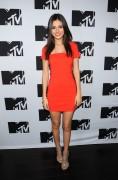 Victoria Justice - MTV Upfront  4/24/14