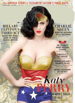 Katy Perry First Wonder Woman Movie Promos