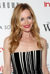 "Leslie Mann - ""The Other Woman"" Screening in NYC 4/24/14"