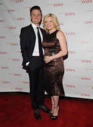 Megan Hilty - The New York Pops 31st Birthday Gala in NYC 4/28/14