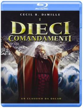 I dieci comandamenti (1956) [2-Blu-Ray] Full Blu-Ray 68Gb AVC ITA DD 2.0 ENG DTS-HD MA 5.1 MULTI