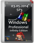 Windows XP Professional Service Pack 3 Infinity Edition (RUS/05.2014)