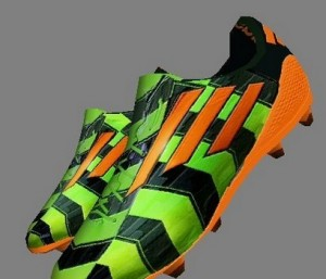 Adidas - Adizero F50 Crazylight Boot FIFA 14 by SoroushMB