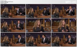 CHELSEA CLINTON - fallon - March 20, 2014 - (partial)