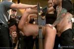 Bianca Breeze : Filthy whore fucked in bondage - Kink/ PublicDisgrace (2014/ SiteRip)