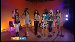 The Saturdays - GMTV 18th June 2009 576p
