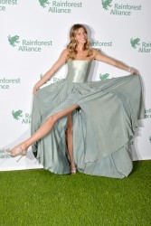 Gisele Bundchen - 2014 Rainforest Alliance Gala in NYC 5/7/14