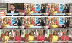Kathie Lee Gifford FLIRTING with Dean Cain - 4.24.14