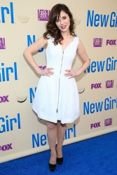 Zooey Deschanel - 'New Girl' Season 3 Finale Screening in LA 5/8/14
