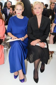 Leelee Sobieski  - Christian Dior Cruise 2015 fashion Show,  May 7 2014