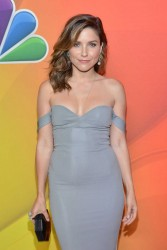 Sophia Bush at NBC Upfronts in New York on May 12, 2014