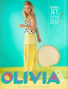Olivia Holt - Wanderlust  Magazine May 2014