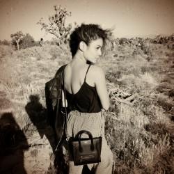 Vanessa Hudgens - Stella Hudgens Photoshoot