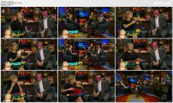 Amy Sedaris LEGS - watch what happens live: 'Pitch Perfect' segment - 5.14.14