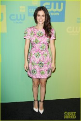 Rachel Bilson - 2014 The CW Network's Upfront Presentation in NYC 5/15/15