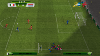 World Cup Scoreboard V2 PES 2014 PS2