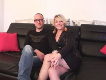 xhamster french couple threesome