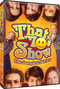 That '70s Show - Stagione 1-2-3-4-5-6-7-8 (1998\2006) [Completa] DVD\HDTVMux mp3 ITA