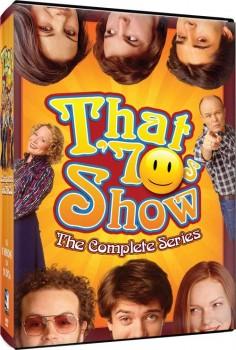 That '70s Show - Stagione 1-2-3-4-5-6-7-8 (1998\2006) [Completa] DVD\HDTVMux mp3 ITA
