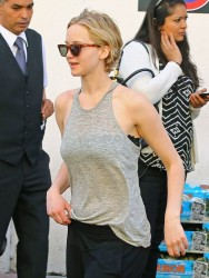 Jennifer Lawrence - Out in Cannes 5/18/14