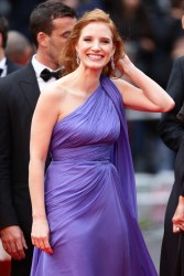 Jessica Chastain - 'Foxcatcher' Premieres at the 67th Annual Cannes Film Festival 5/19/14