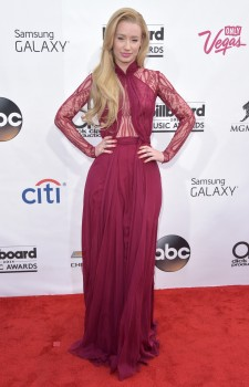 Iggy Azalea - Billboard Music Awards 05/18/2014