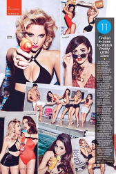 Ashley Benson, Lucy Hale, Shay Mitchell, and Troian Bellisario in GQ Magazine June 2014