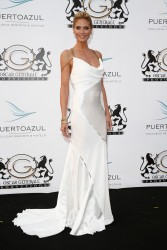Heidi Klum - Puerto Azul Experience at the 67th Annual Cannes Film Festival 5/21/14