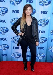 Demi Lovato - 'American Idol' Season Finale in LA 5/21/14