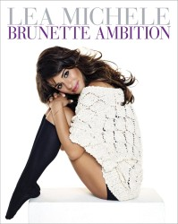Lea Michele ~ Brunette Ambition Book Cover and photoshoot x57 mixed quality