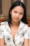 Foto Sexy Model Oriental