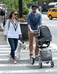 Olivia Wilde - out and about in New York City, May 24, 2014