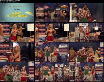 Maya Rudolph and Kristen Bell sing a number on The Maya Rudolph Show 5/19/2014